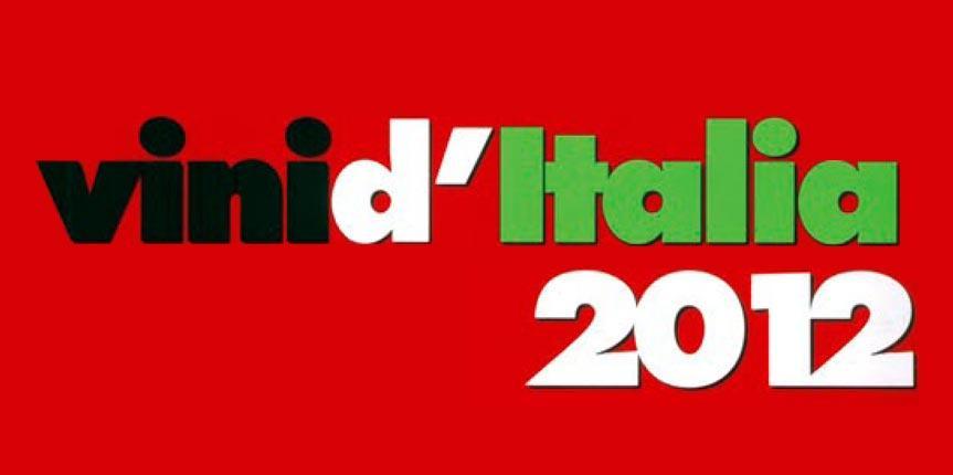 Vini d'Italia 2012